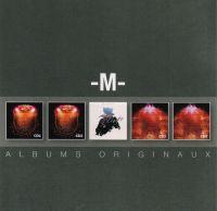Cover M [FR] - Albums originaux